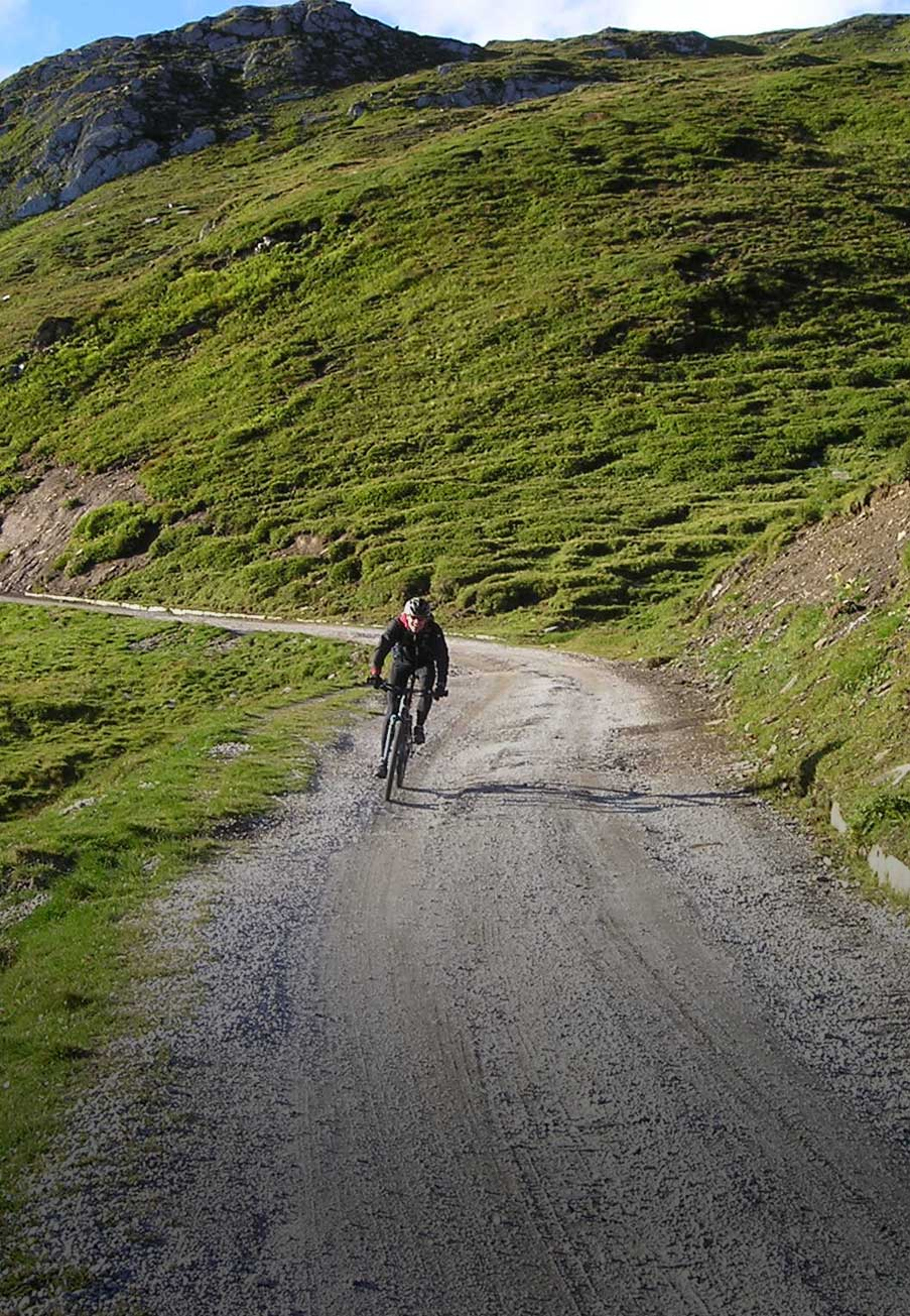 Ininerari in bicicletta in Liguria, Olmo la Biciclissima