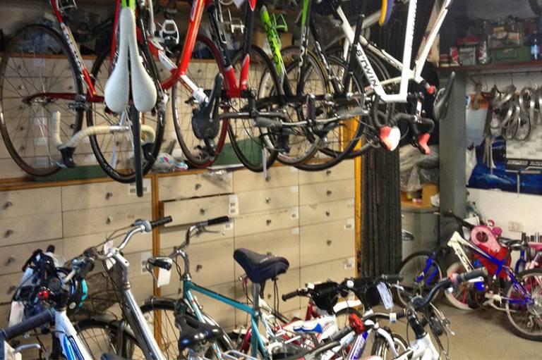 Assistenza Tecnica, Negozio Olmo la Biciclissima a Genova