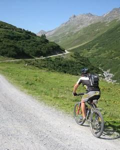 Itinerari mountain bike, olmo la Biciclissima